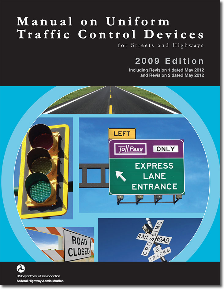 MUTCD manual cover