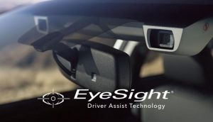 Subaru EyeSight Drive Assist Technology