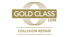 I-CAR Gold Class Certified Collision Repair Facility