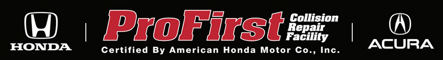ProFirst Honda and Acura Certified Collision Repair Facility